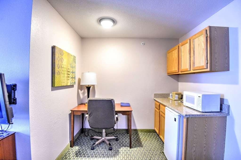 SureStay Hotel by Best Western Ottawa - habitación de huéspedes-amenidad