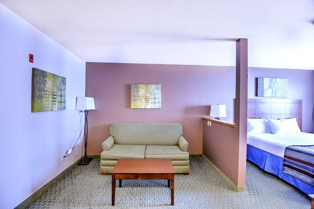 SureStay Hotel by Best Western Ottawa - Chambres / Logements