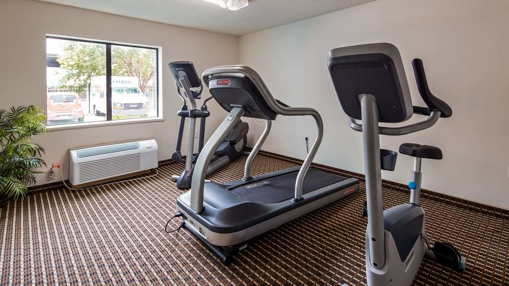SureStay Plus Hotel by Best Western Houston Intercontinental - Fitnessstudio