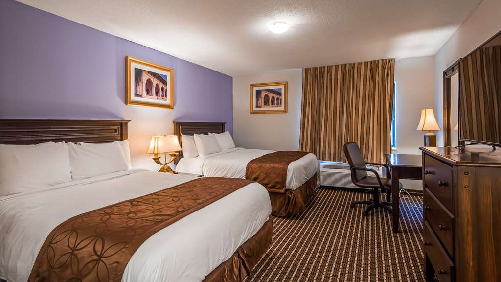 SureStay Plus Hotel by Best Western Houston Intercontinental - Gästezimmer/ Unterkünfte