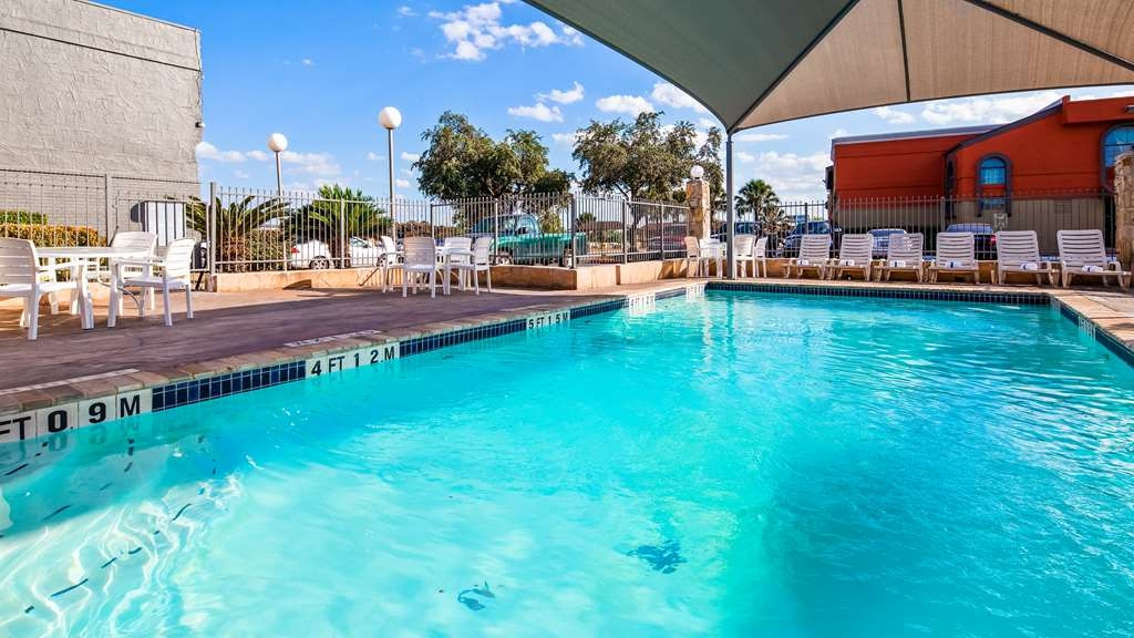 SureStay Hotel by Best Western San Antonio Northeast - Vue de la piscine