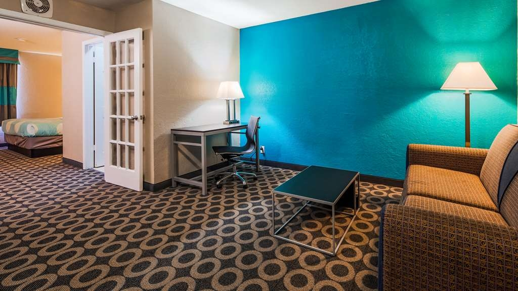SureStay Hotel by Best Western San Antonio Northeast - Chambre d'agrément