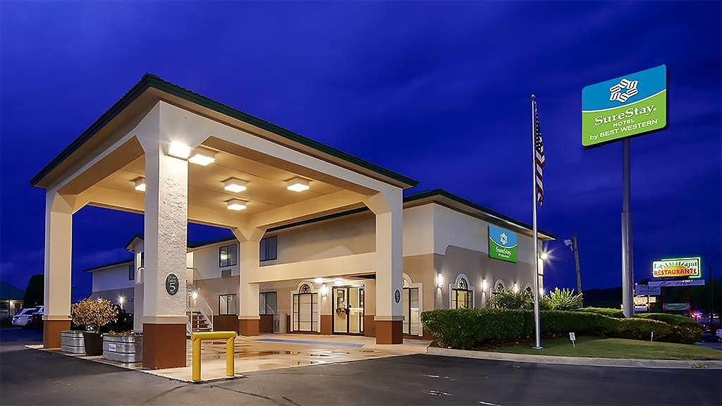 SureStay Hotel by Best Western Sonora - The SureStay Hotel Sonora is the first in the city and a sure stay when traveling through West Texas.