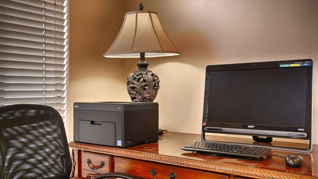 SureStay Hotel by Best Western Sonora - Stay connected with our business center for all your Internet, copy, fax and printing needs.