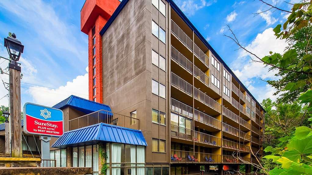 SureStay Plus Hotel by Best Western Gatlinburg - Vista exterior