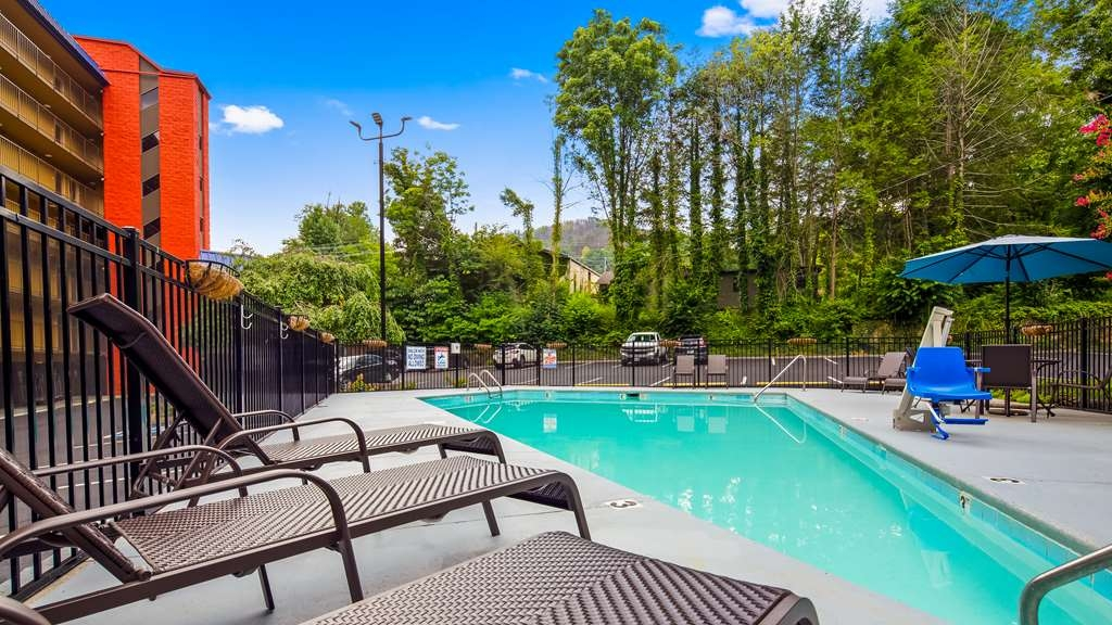 SureStay Plus Hotel by Best Western Gatlinburg - Poolansicht