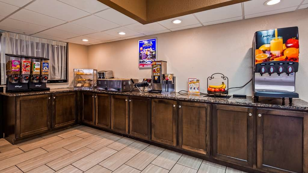 SureStay Plus Hotel by Best Western Gatlinburg - Restaurant / Gastronomie