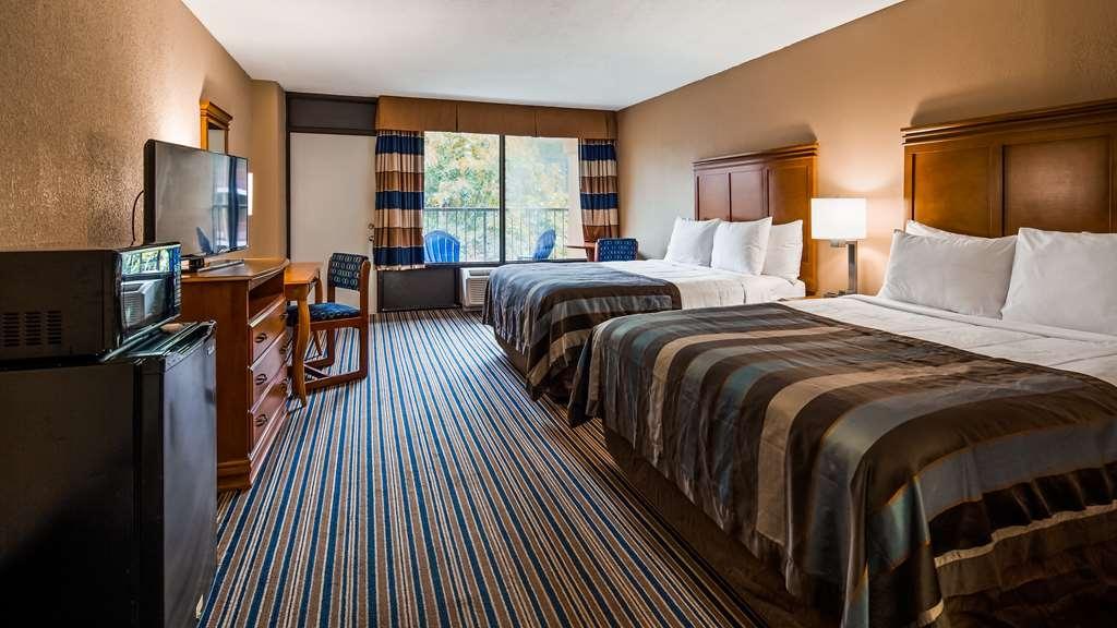 SureStay Plus Hotel by Best Western Gatlinburg - Habitaciones/Alojamientos