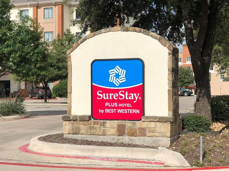 SureStay Plus Hotel by Best Western San Antonio SeaWorld - Area esterna