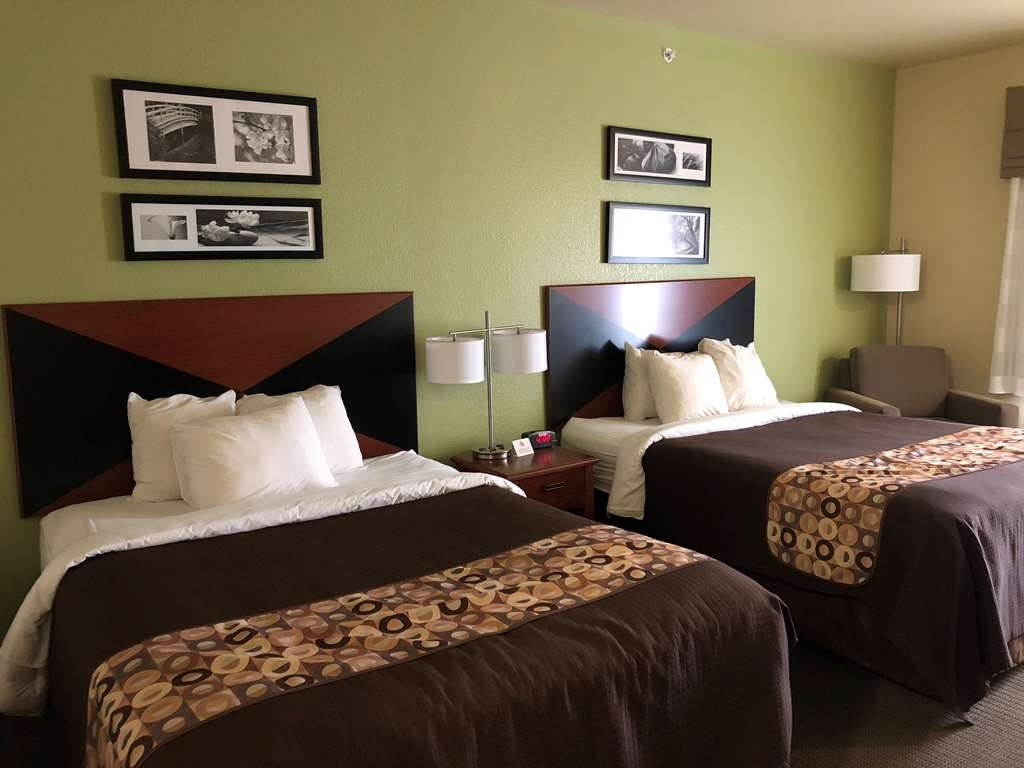 SureStay Plus Hotel by Best Western San Antonio SeaWorld - Habitaciones/Alojamientos