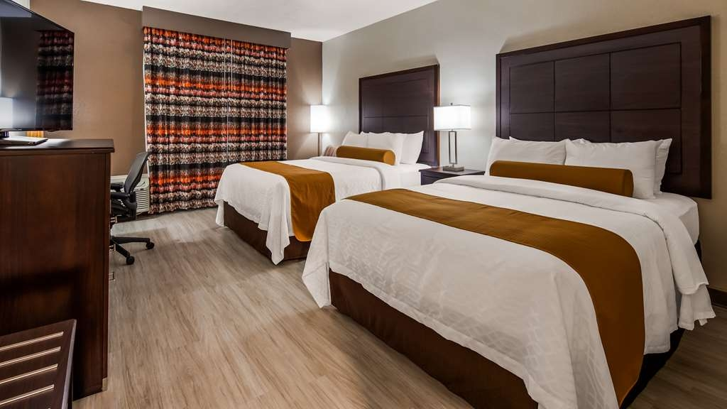 SureStay Plus Hotel by Best Western Kansas City Airport - Camere / sistemazione