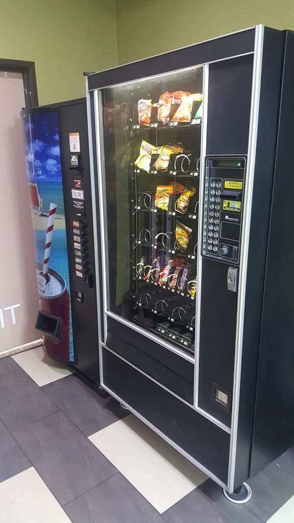 SureStay Plus Hotel by Best Western Blue Springs - Craving a snack or something to drink? Stop by our onsite vending machine.