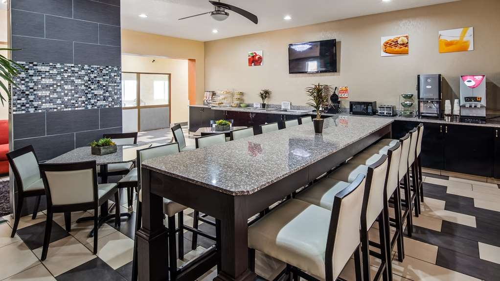 SureStay Plus Hotel by Best Western Blue Springs - Ristorante / Strutture gastronomiche