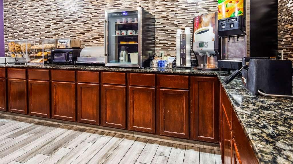 SureStay Plus Hotel by Best Western Kearney Liberty North - Restaurante/Comedor