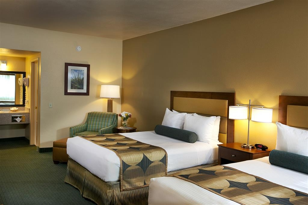 Best Western Gardens Hotel at Joshua Tree National Park - Habitaciones/Alojamientos