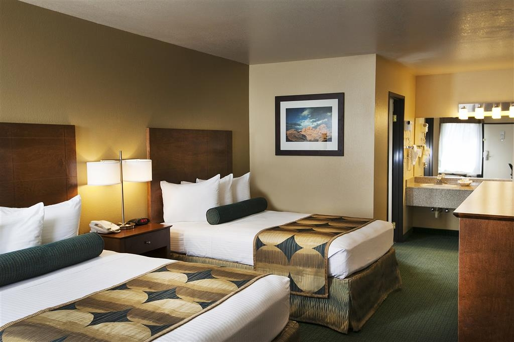 Best Western Gardens Hotel at Joshua Tree National Park - Doble Estándar