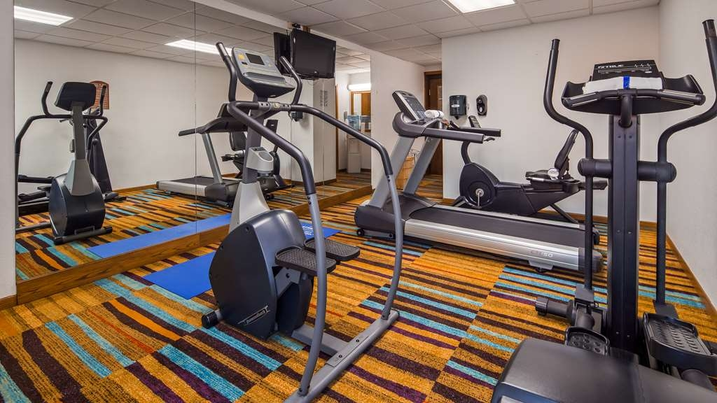 SureStay Hotel by Best Western McPherson - Club de remise en forme