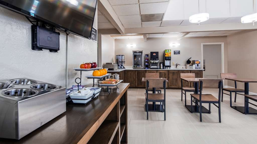 SureStay Hotel by Best Western Higginsville - Restaurant / Gastronomie