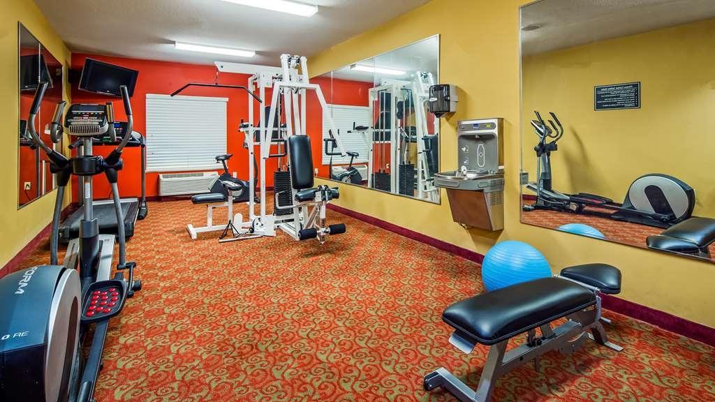 SureStay Plus Hotel by Best Western Alvin - Club de salud