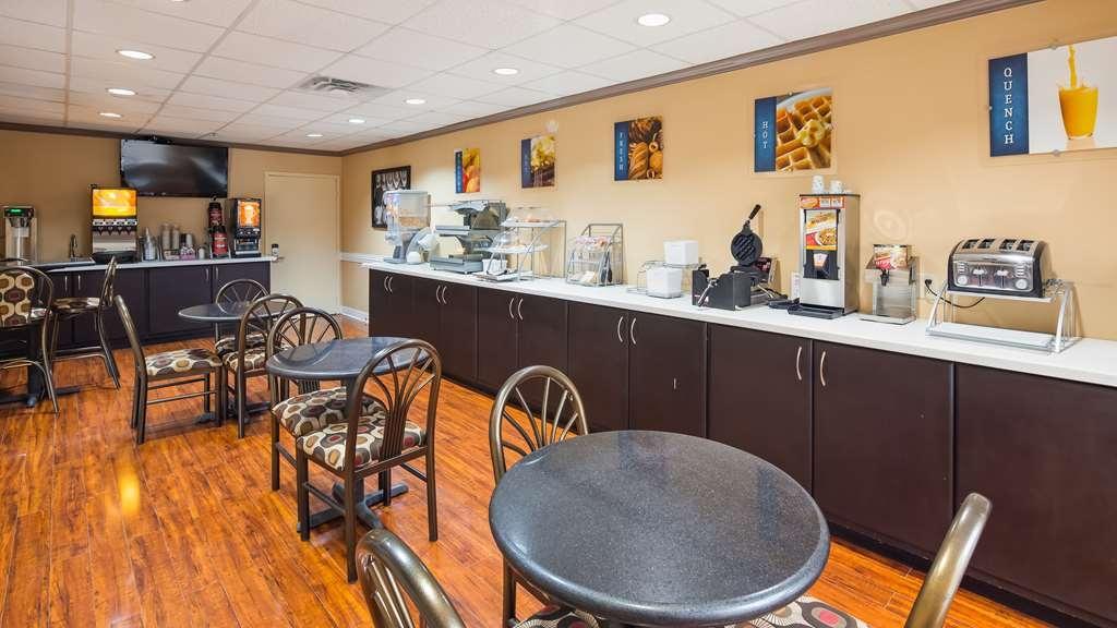 SureStay Plus Hotel by Best Western Alvin - Restaurante/Comedor