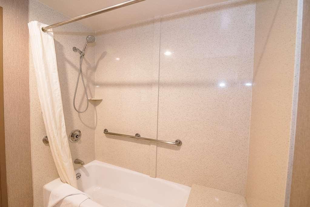 Best Western Plus Redondo Beach Inn - King with Walk In Shower