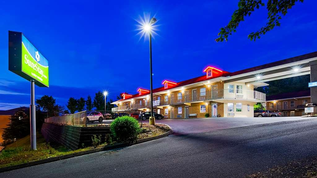 SureStay Hotel by Best Western Pigeon Forge - Vista exterior