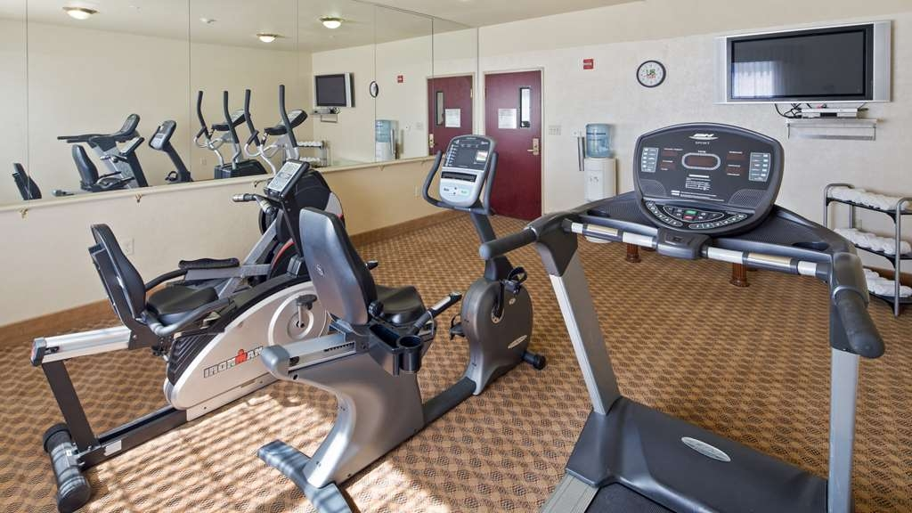 SureStay Plus Hotel by Best Western Quanah - Club de remise en forme