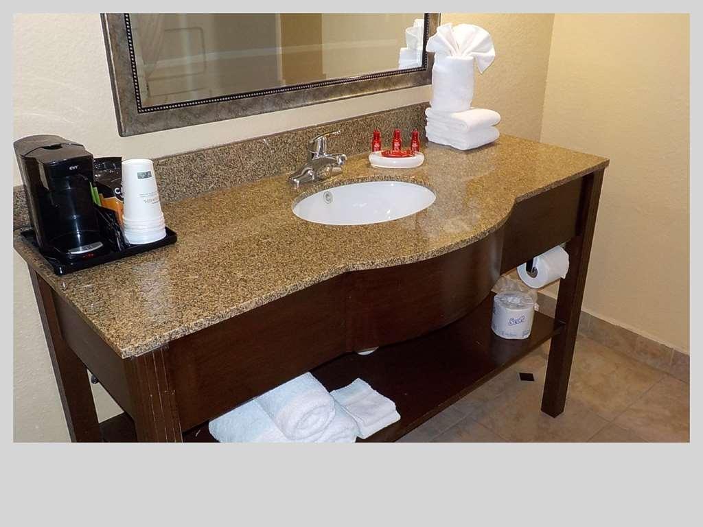 SureStay Plus Hotel by Best Western Nashville Southeast - Guest Bathroom Vanity