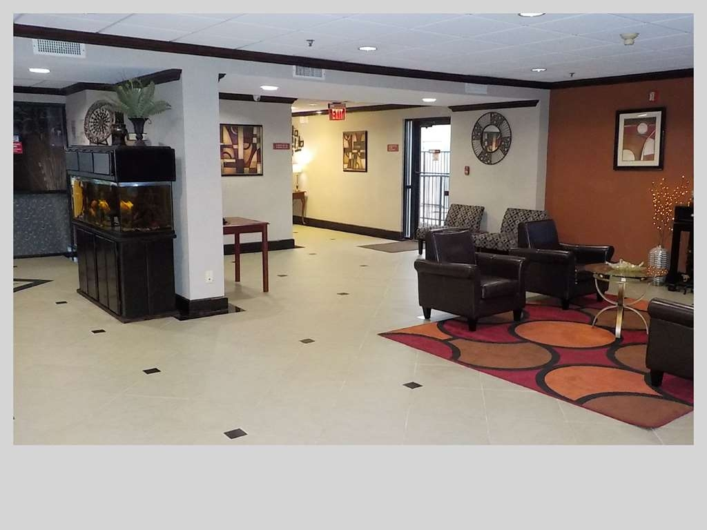 SureStay Plus Hotel by Best Western Nashville Southeast - Hall