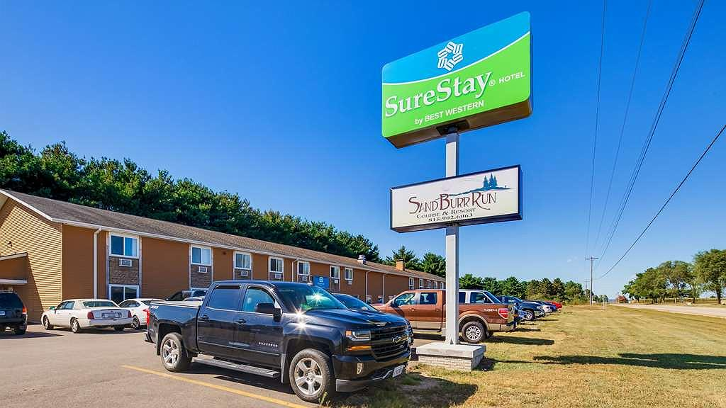 SureStay Hotel by Best Western Thomson - Vue extérieure