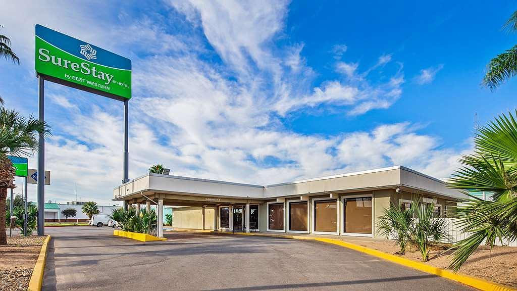 SureStay Hotel by Best Western Laredo - Aussenansicht