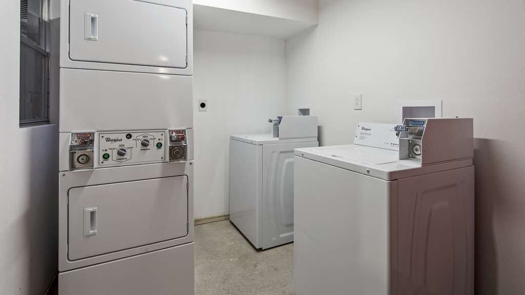 SureStay Hotel by Best Western Laredo - Finish your vacation with clean clothes by using our onsite laundry facilities.