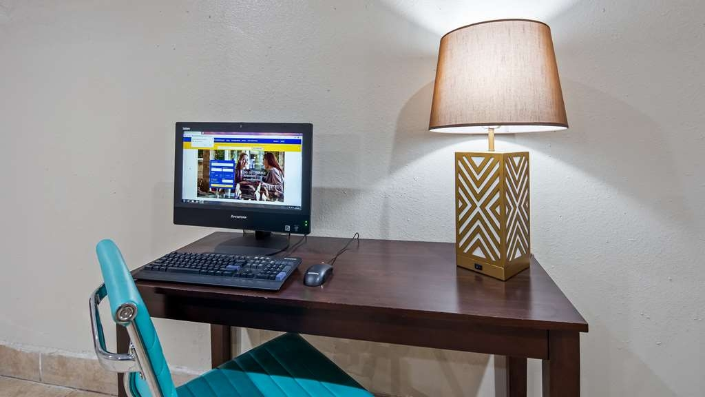 SureStay Hotel by Best Western Laredo - Stay productive during your time away from home in our business center.