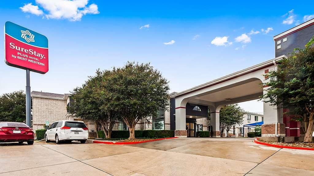 SureStay Plus Hotel by Best Western San Antonio Airport - Vista exterior