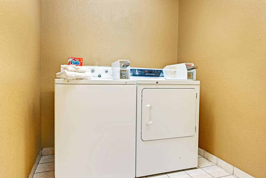 SureStay Plus Hotel by Best Western San Antonio Airport - Continue your travels with clean clothes by using our on-site guest laundry.