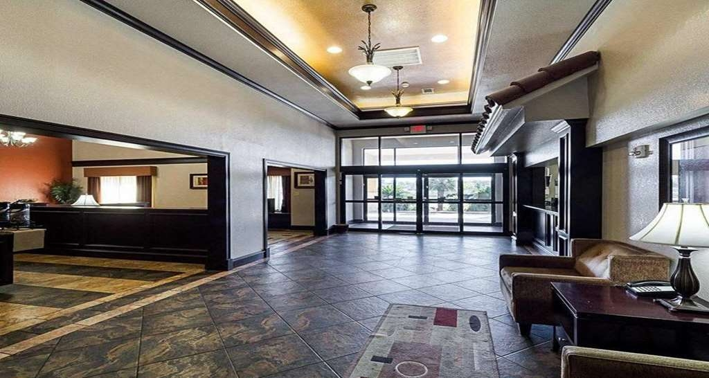 SureStay Plus Hotel by Best Western San Antonio North - Vue du lobby