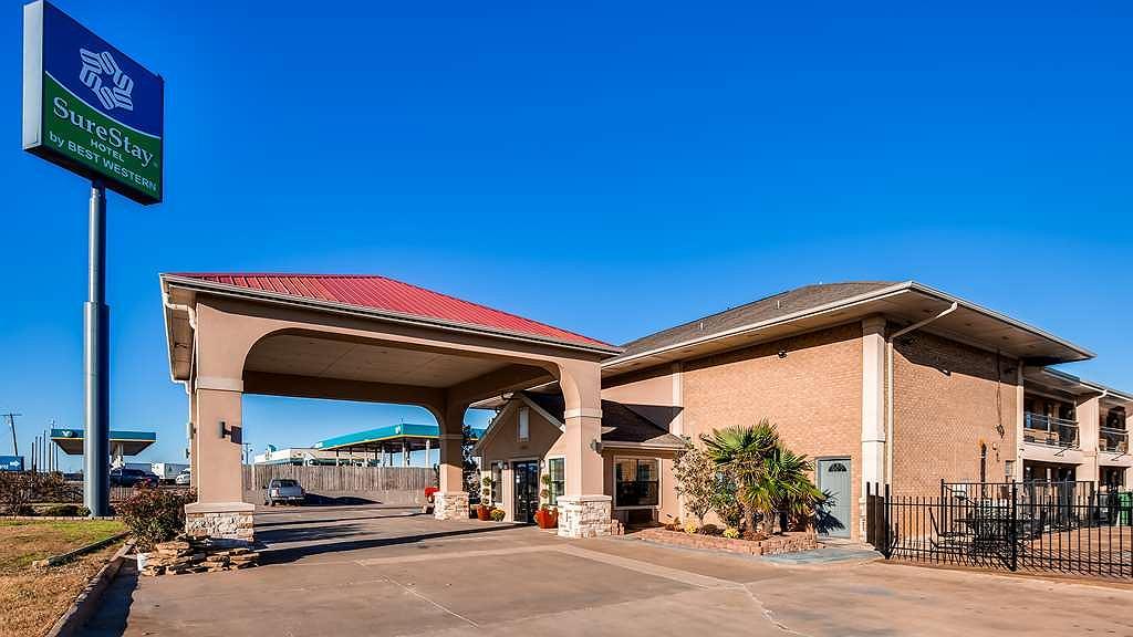 SureStay Hotel by Best Western Terrell - Vista exterior
