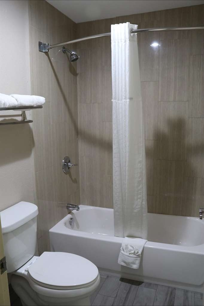 SureStay Hotel by Best Western Terrell - Enjoy getting ready for the day in our fully equipped guest bathrooms.