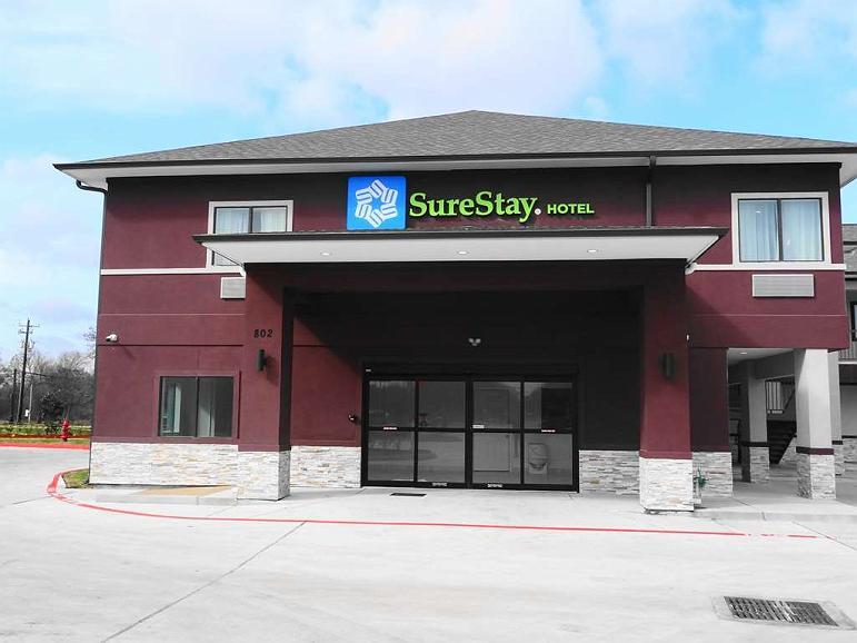 SureStay Hotel by Best Western Baytown - Area esterna