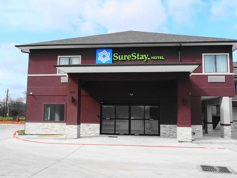 SureStay Hotel by Best Western Baytown - Vue extérieure