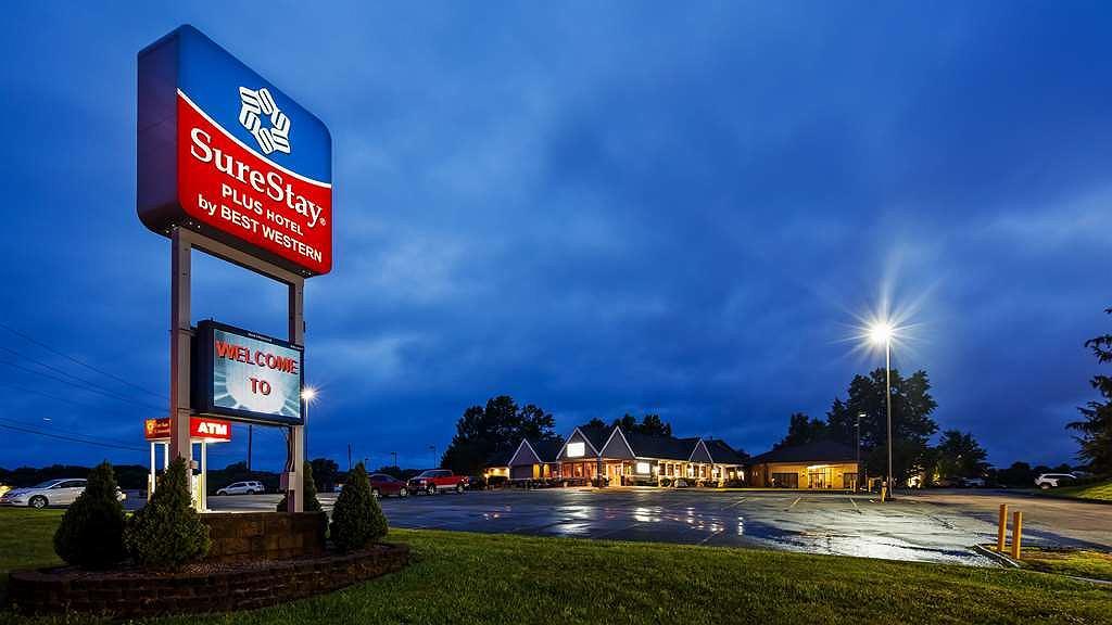 SureStay Plus Hotel by Best Western Farmington - Area esterna