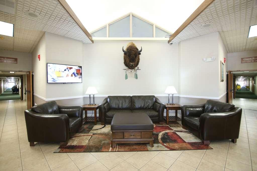 SureStay Plus Hotel by Best Western Farmington - Vue du lobby