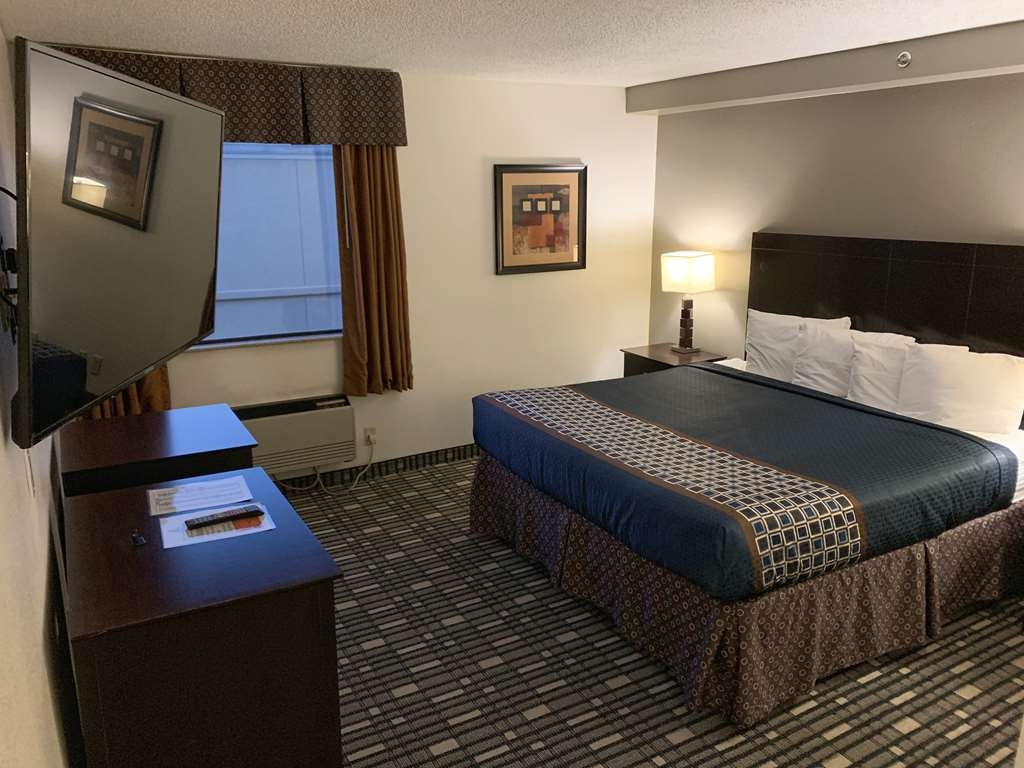 SureStay Plus Hotel by Best Western Lubbock Medical Center - Camere / sistemazione