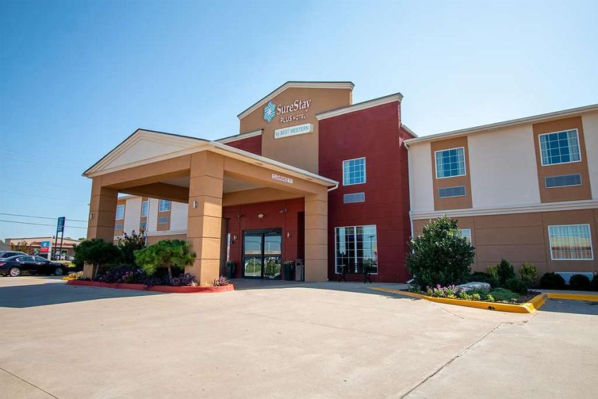 SureStay Plus Hotel by Best Western Owasso Tulsa North - Vista exterior