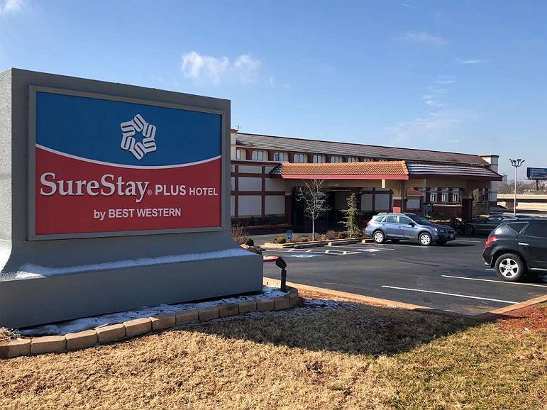 SureStay Plus Hotel by Best Western Oklahoma City North - Außenansicht