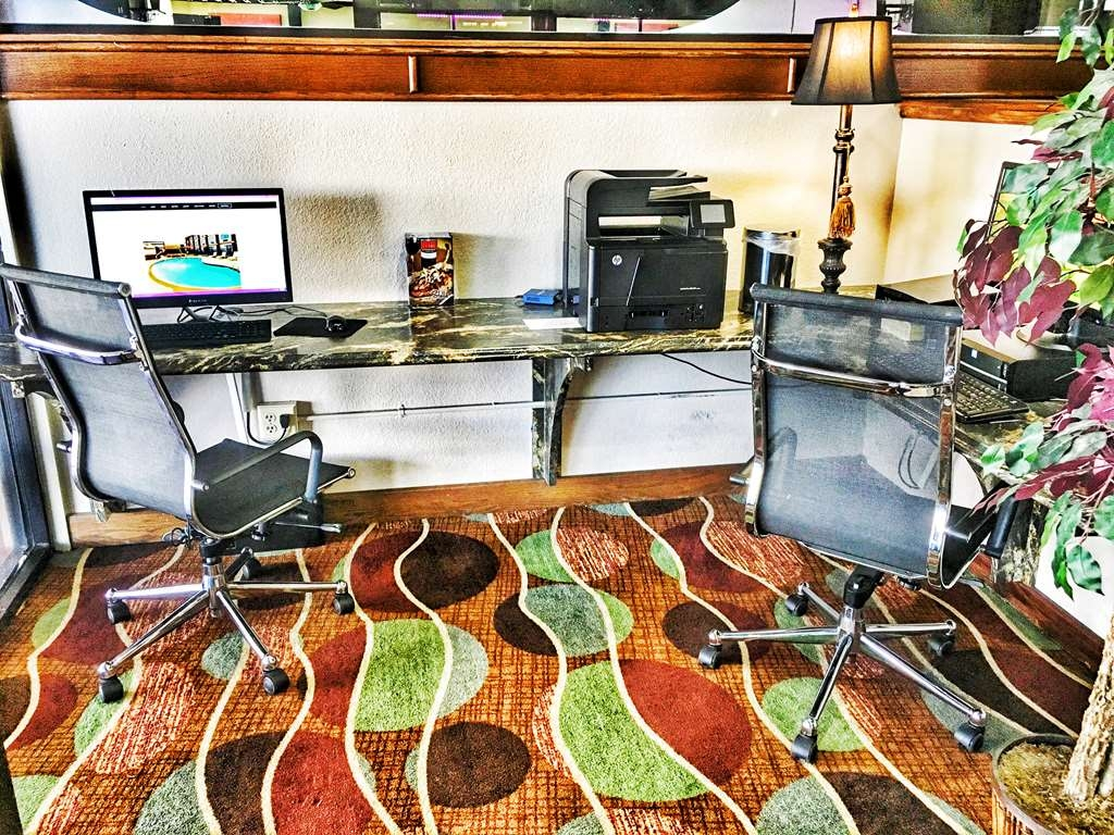 SureStay Plus Hotel by Best Western Oklahoma City North - centre des affaires