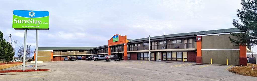 SureStay Hotel by Best Western Lincoln - Vista exterior