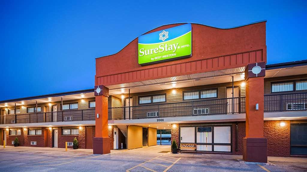 SureStay Hotel by Best Western Lincoln - Area esterna