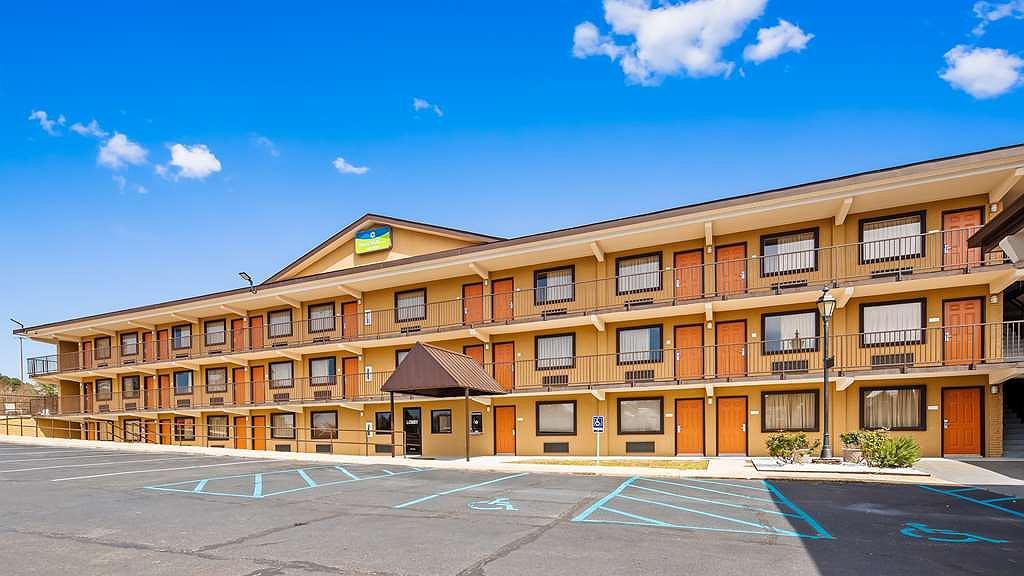 SureStay Hotel by Best Western Tupelo North - Aussenansicht