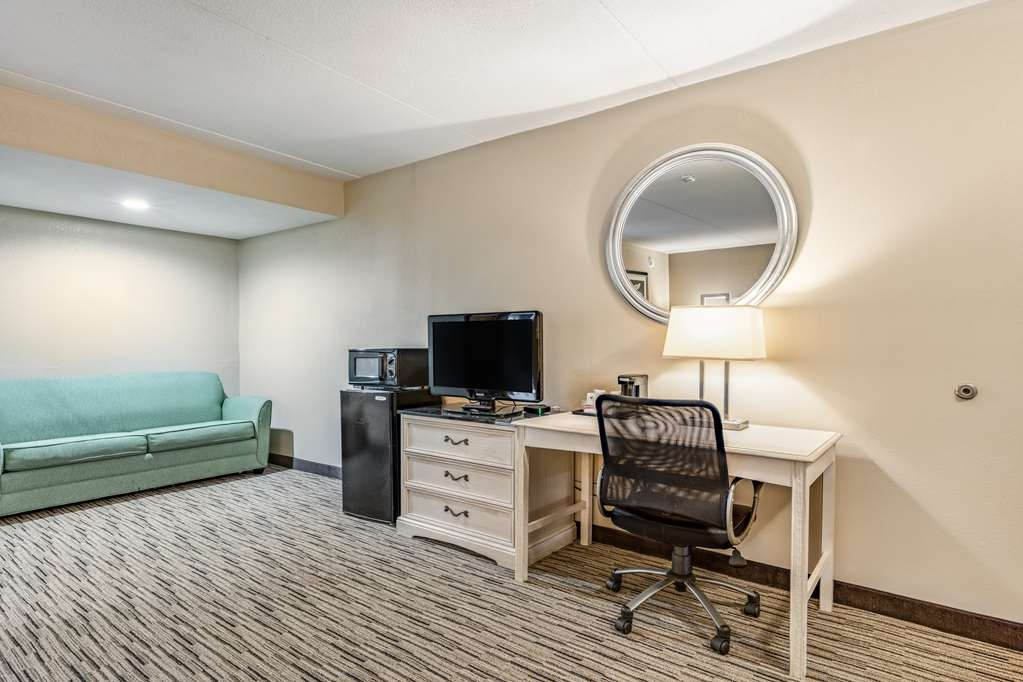 SureStay Hotel by Best Western Tupelo North - Chambre d'agrément